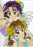 Two Angels by LightAngelFaye