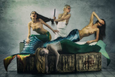Fish market by vpotemkin