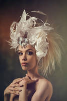 Fascinator Queen by vpotemkin