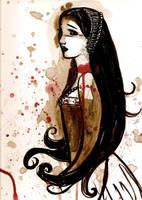 Anne Boleyn by SteakandUnicorns