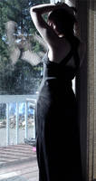 The Black Dress by NoctemPhotography