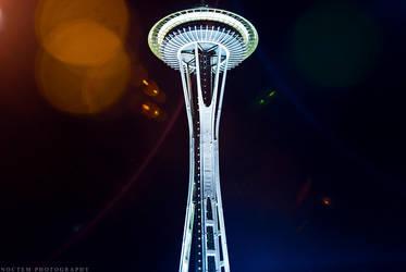 Seattle by NoctemPhotography