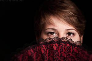 In The Headlights by NoctemPhotography