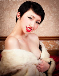 White Rabbit by NoctemPhotography