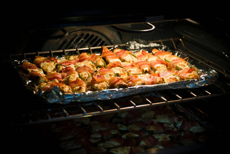 Bacon Apple Jalapino Poppers by NoctemPhotography