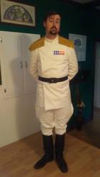 Grand Admiral Josef Grunger by XizerTheGrey