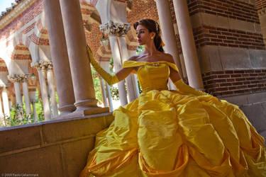 Disney Princess Belle 1 by BelleEtoile