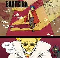 StarTwo's Bartkira pages by starduo