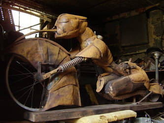 Motorbike,eviloid by tyrnau