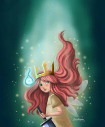 Child Of Light by ladyphoenixskull