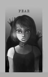 Fear by ladyphoenixskull