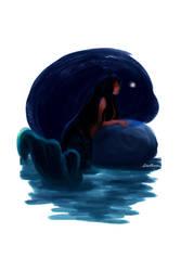 Sereia Iara by ladyphoenixskull