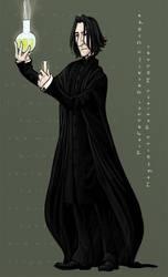 hogwarts potions master by aspera