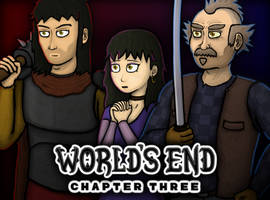 World's End Chapter 3 Promo Art by MezzanineStairs