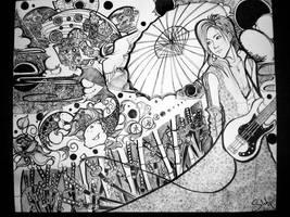 Ink by Haru-rin
