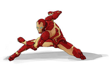130617 IronMan by will-Ruzicka