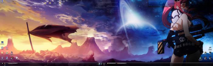TTGL Wallpaper by ShadowSongx