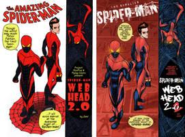 New Spider-man Redesign by JsmNox
