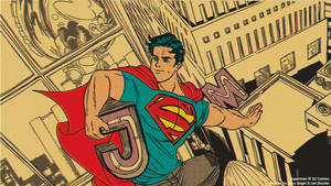 Superman in Action Comics by JsmNox