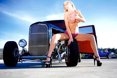 Nikki Benz No. 5 by industrybyrick