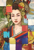 Geisha by colorcaust