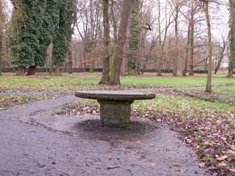 stone table by doerfler