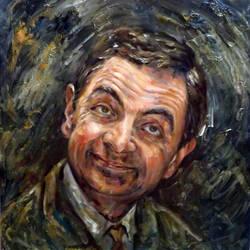 Mister Bean by jbillustration