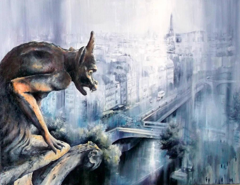 Paris by jbillustration