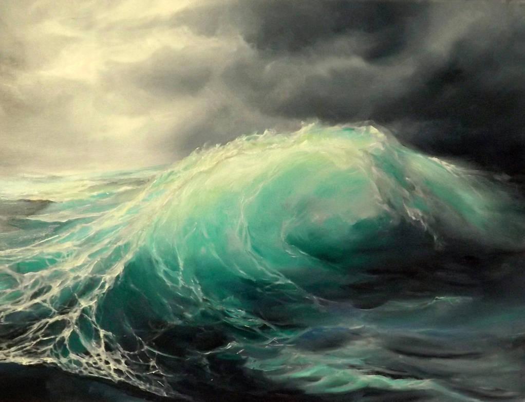 Oceano Nox 1 by jbillustration
