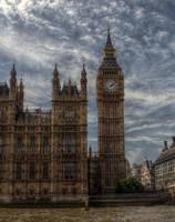 August in London 8 by Isyala
