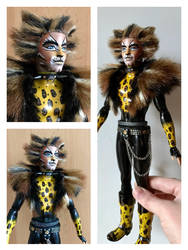 CATS Dolls - Rum Tum Tugger by BWCat
