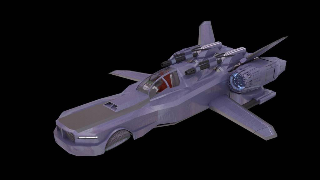 W.I.P. Armageddon 01 V.A.W.M. Air mode by Elpsyon-Creative