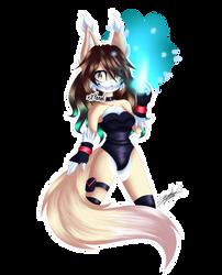 (AT) Mari The Fox - by xXYaneli by xXYaneli