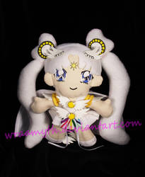 Sailor Moon Cosmos plushie by wraamyth