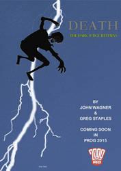 The Dark Judge Returns by eamonnclarke