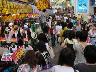 Harajuku quarter by Wahoua
