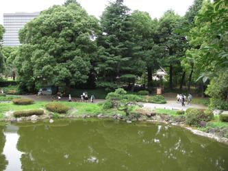 A Park by Wahoua