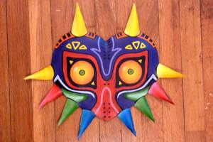 Majora's Mask by CTunmasked