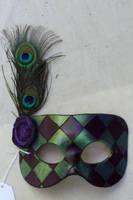 Peacock Masquerade by CTunmasked