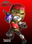 World Ninja War Jiraiya by Duhast80