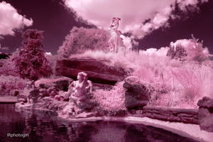 IR Queens Of Stone IX - 950nm by IRphotogirl