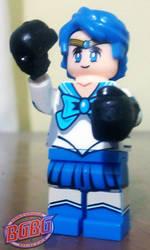 Petite boxing girl 2 by ByronUgalde