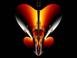 Armor Heart by kashmier