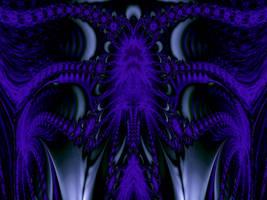 Deep Purple by kashmier