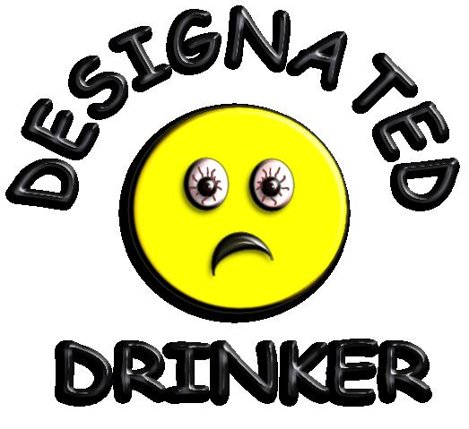 Designater Drinker by kashmier