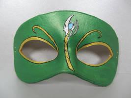 Avengers mask - Loki by maskedzone