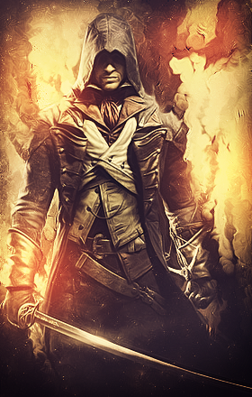Arno Dorian by AcCreed