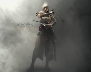 Aya - AC Origins by AcCreed