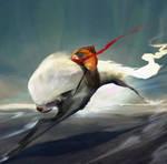 snowrider by brknpencil-alleraser