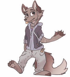 Zootopia   OC by HiccupsDoesArt